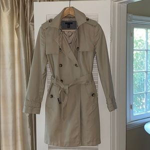 Tommy Hilfiger Classic Trench Coat XS